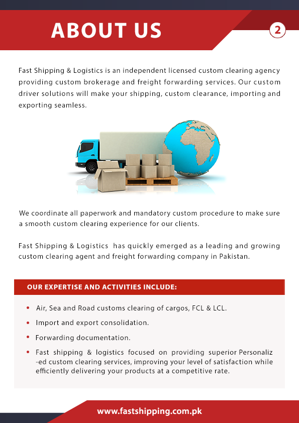 Home   Fast Shipping & Logistics